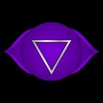 Brow Third Eye Chakra Purple Anja