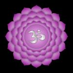 Crown Chakra Sahasrara violet