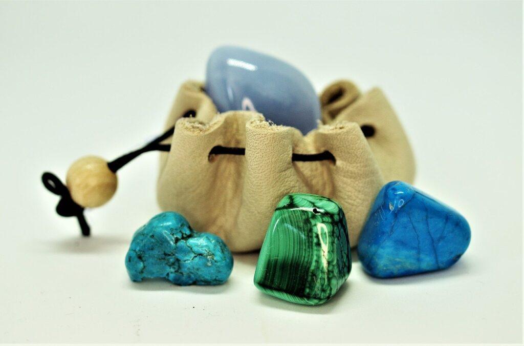 Reiki Crystal healing gemstones
