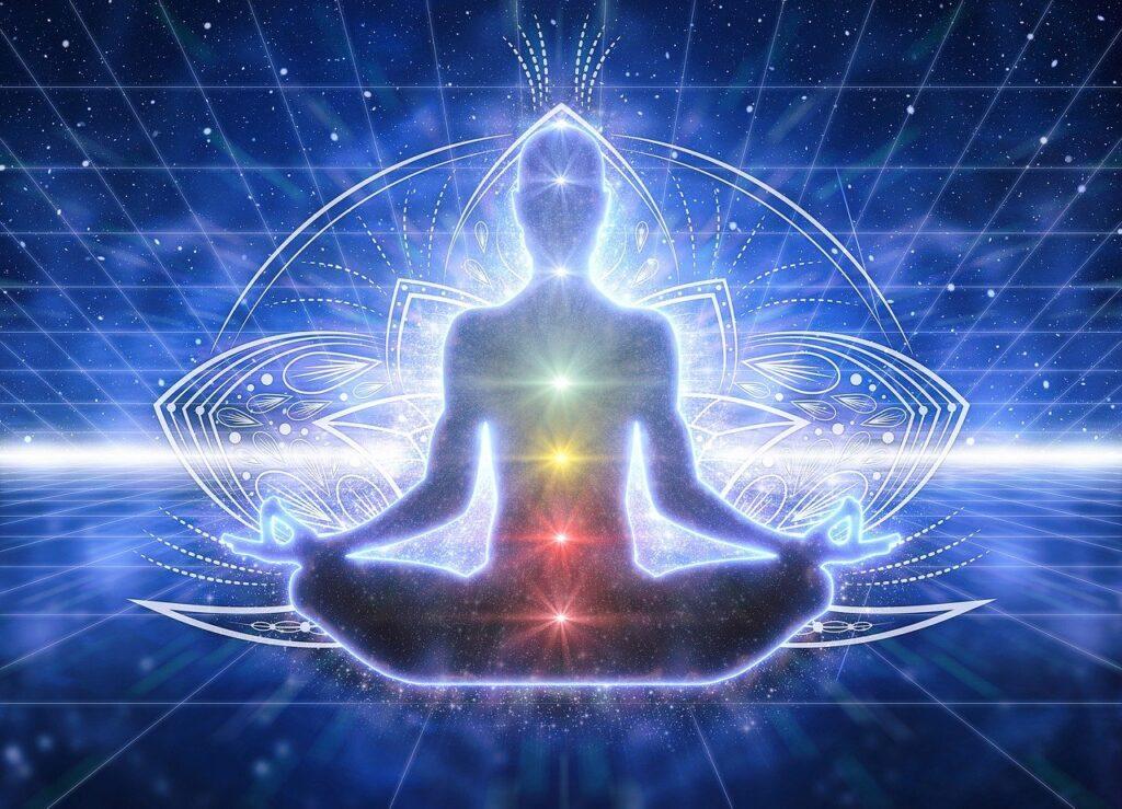 spiritualism chakra points